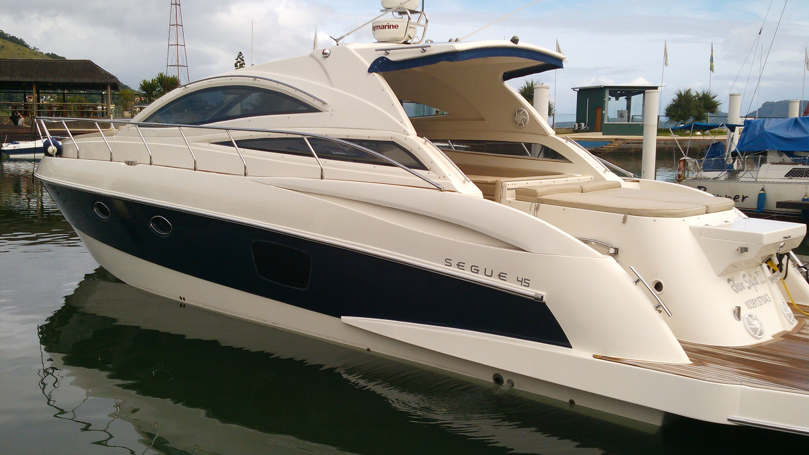 Segue Yachts Segue 45 HT