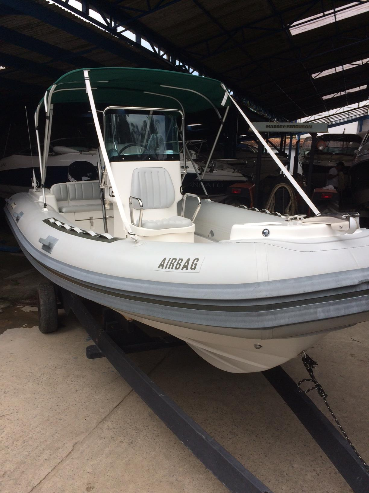 Flexboat sr 550