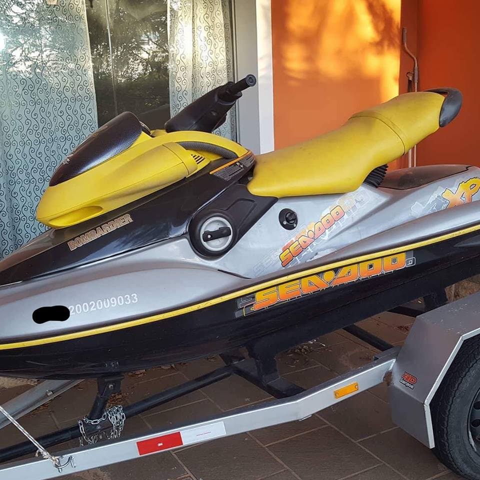 Sea Doo XP Limited 130