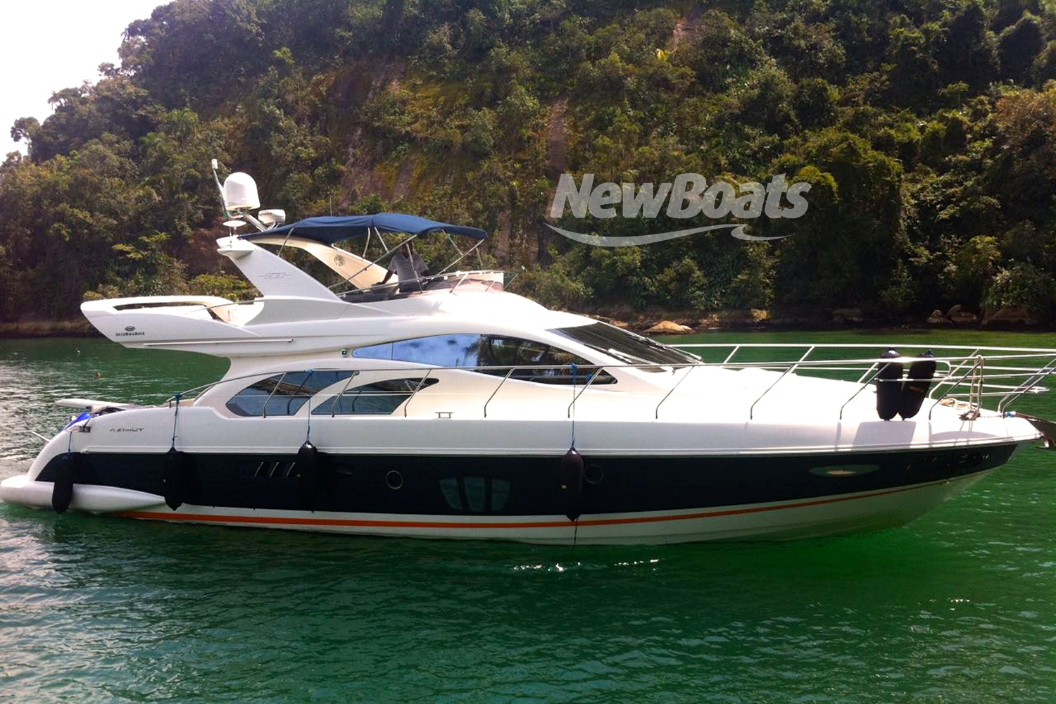 Azimut Intermarine 600 full