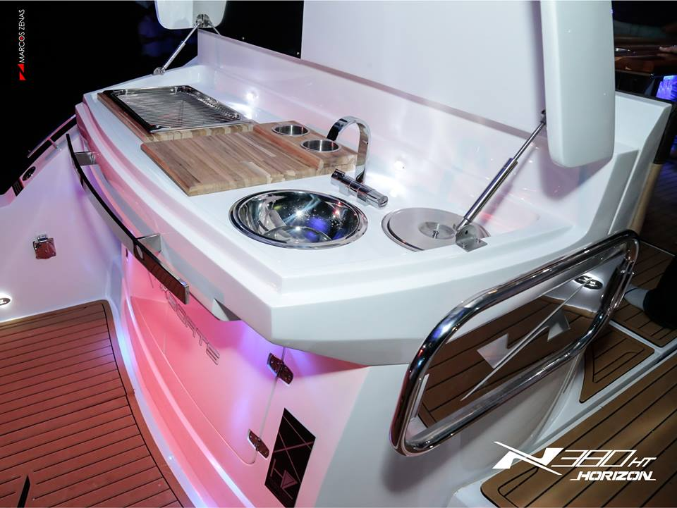 NX Boats NX 380