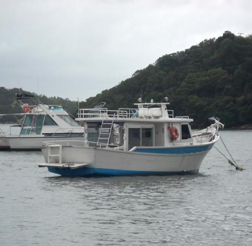 NauticaSul Traineira