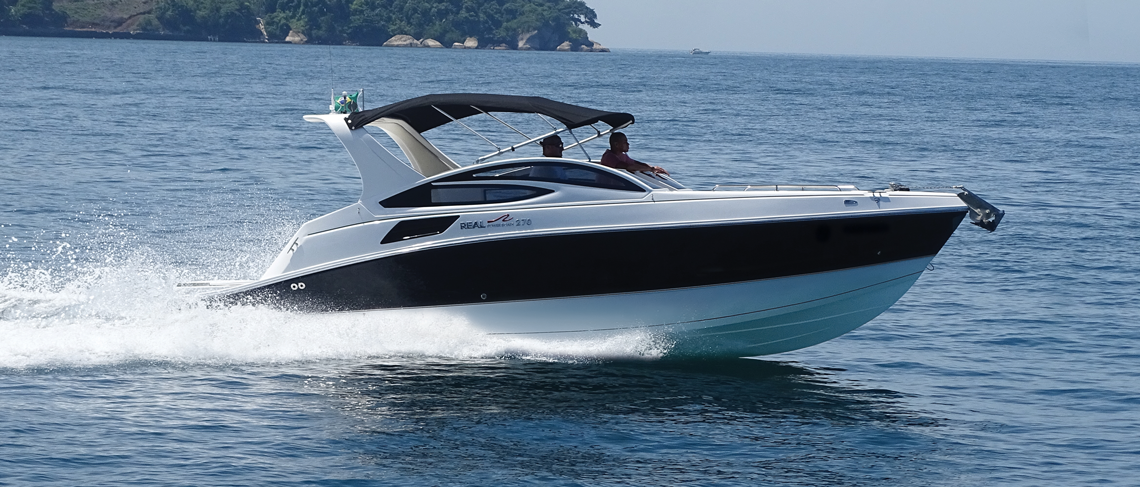 Real Powerboats REAL 270