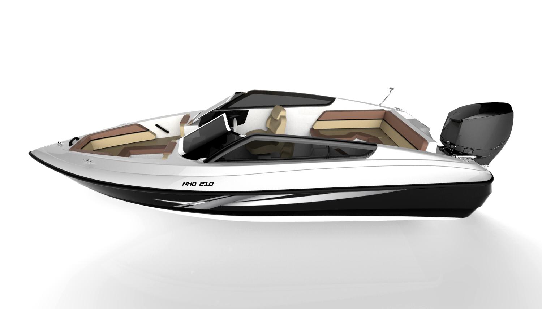 NHD Boats  NHD 210