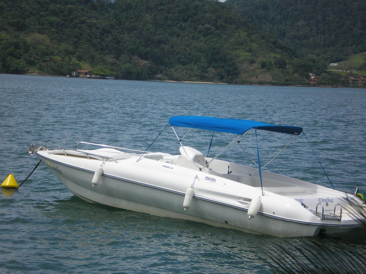Real Powerboats 29 Power Targa