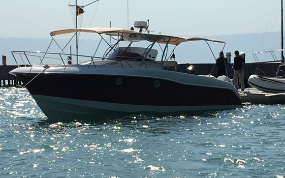 Fishing Raptor St. Tropez 32