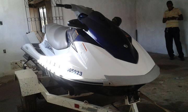 Yamaha VX Sport
