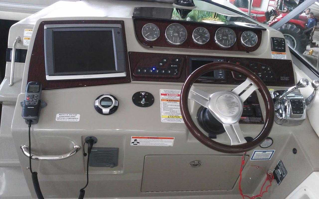 Sea Ray 370 Sundancer