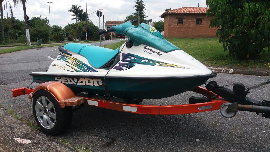 Sea Doo SPX 720