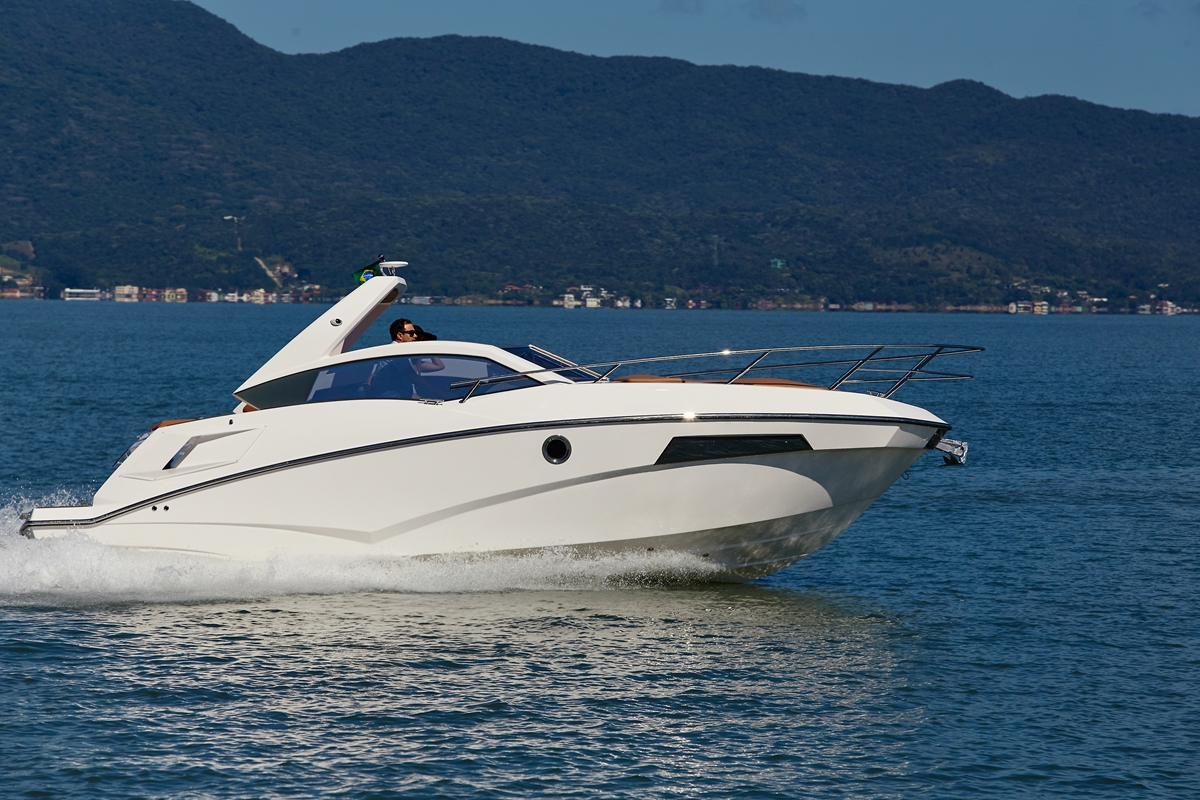 FS Yachts 290 Concept