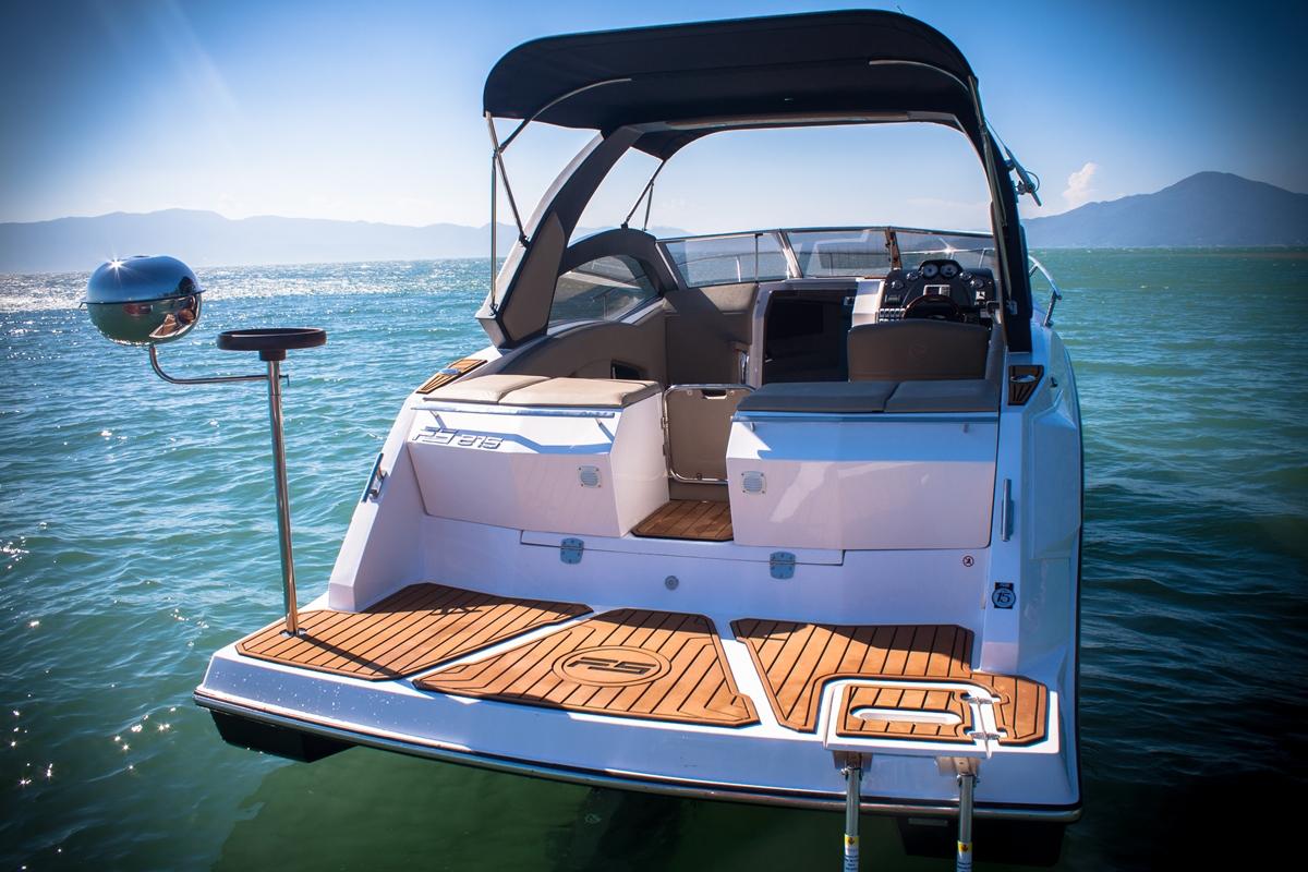 FS Yachts 290 Concept
