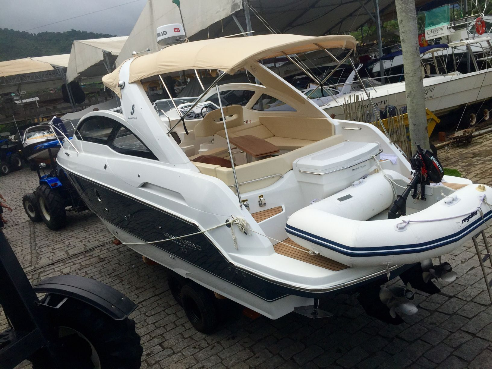 Beneteau Gran Turismo 35