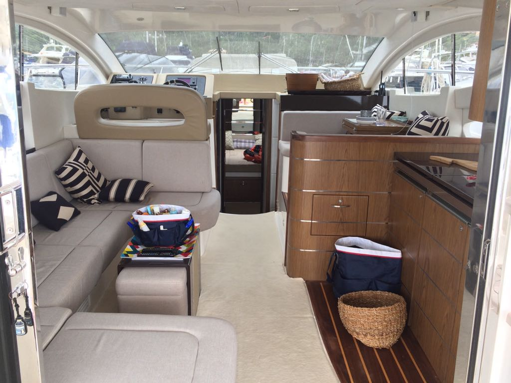 Schaefer Yachts Phantom 500