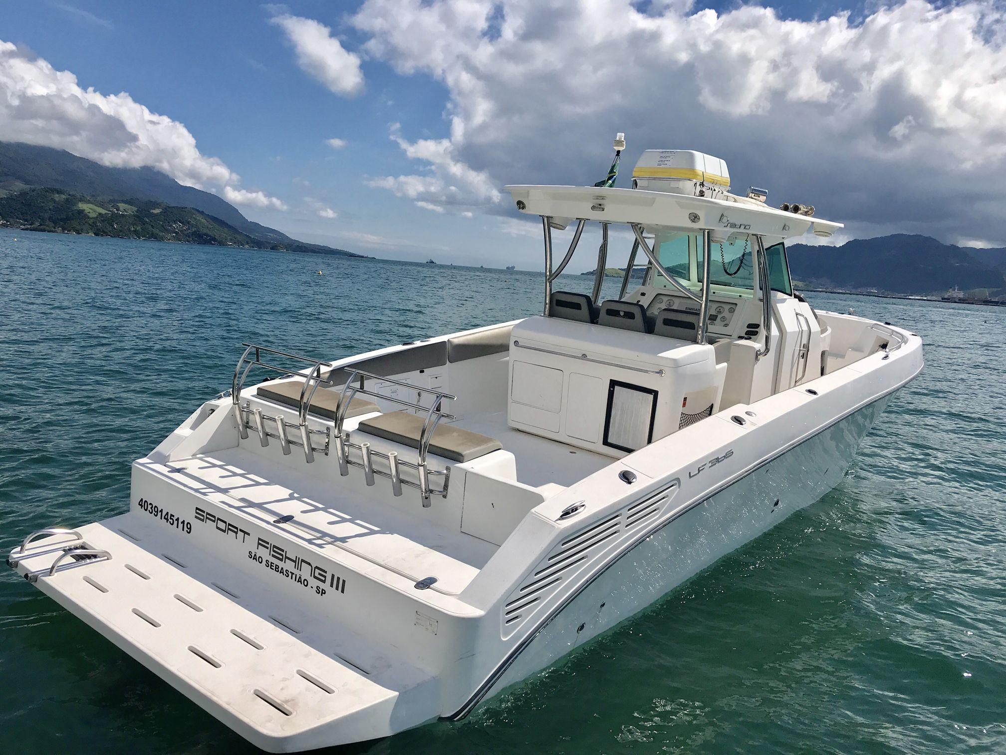 Sedna Yachts LF 365