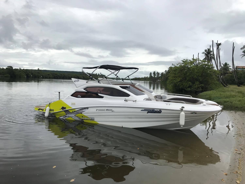 Phoenix Boats 270 Limited Open