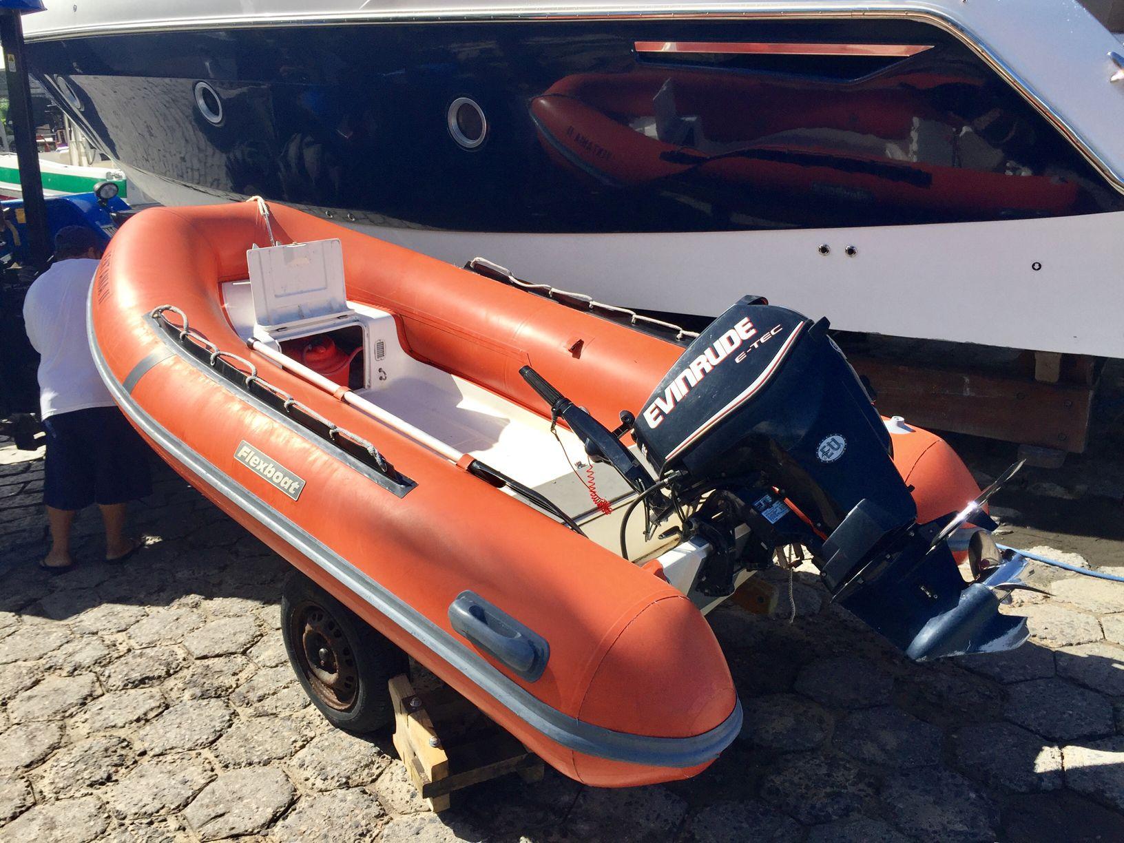 Flexboat SR - 12 SLX