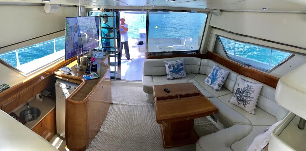 Ferretti Yachts 50 Fly