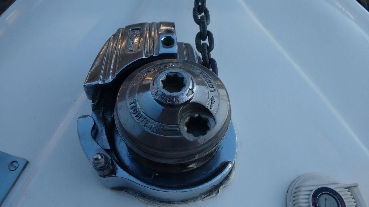 Intermarine Scarab 38