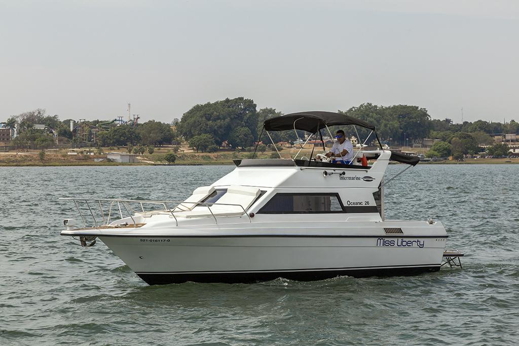Intermarine Oceanic 26