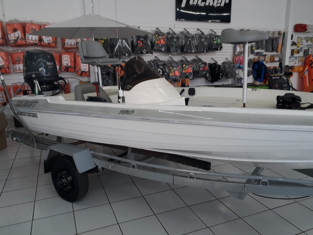 Quest Boats 160