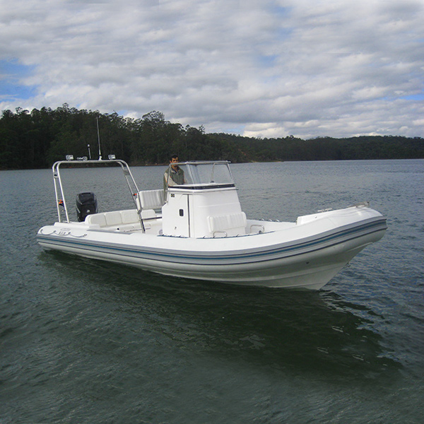 Flexboat SR 1.000 Lazer Luxo MP