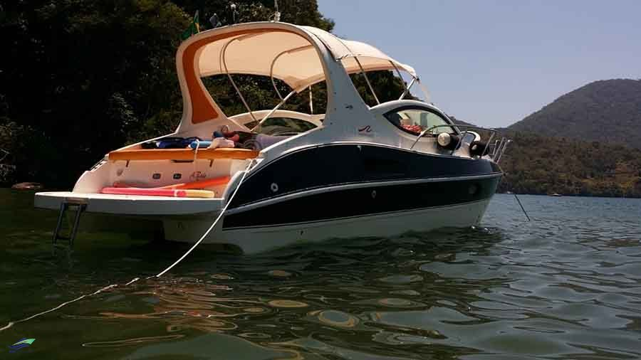 Real Powerboats Class 26 Cabin