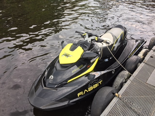 Sea Doo RXT X 260 RS