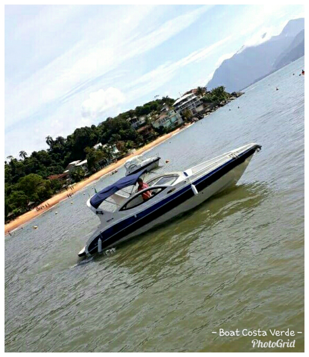 Real Powerboats Class 26 Open Centro