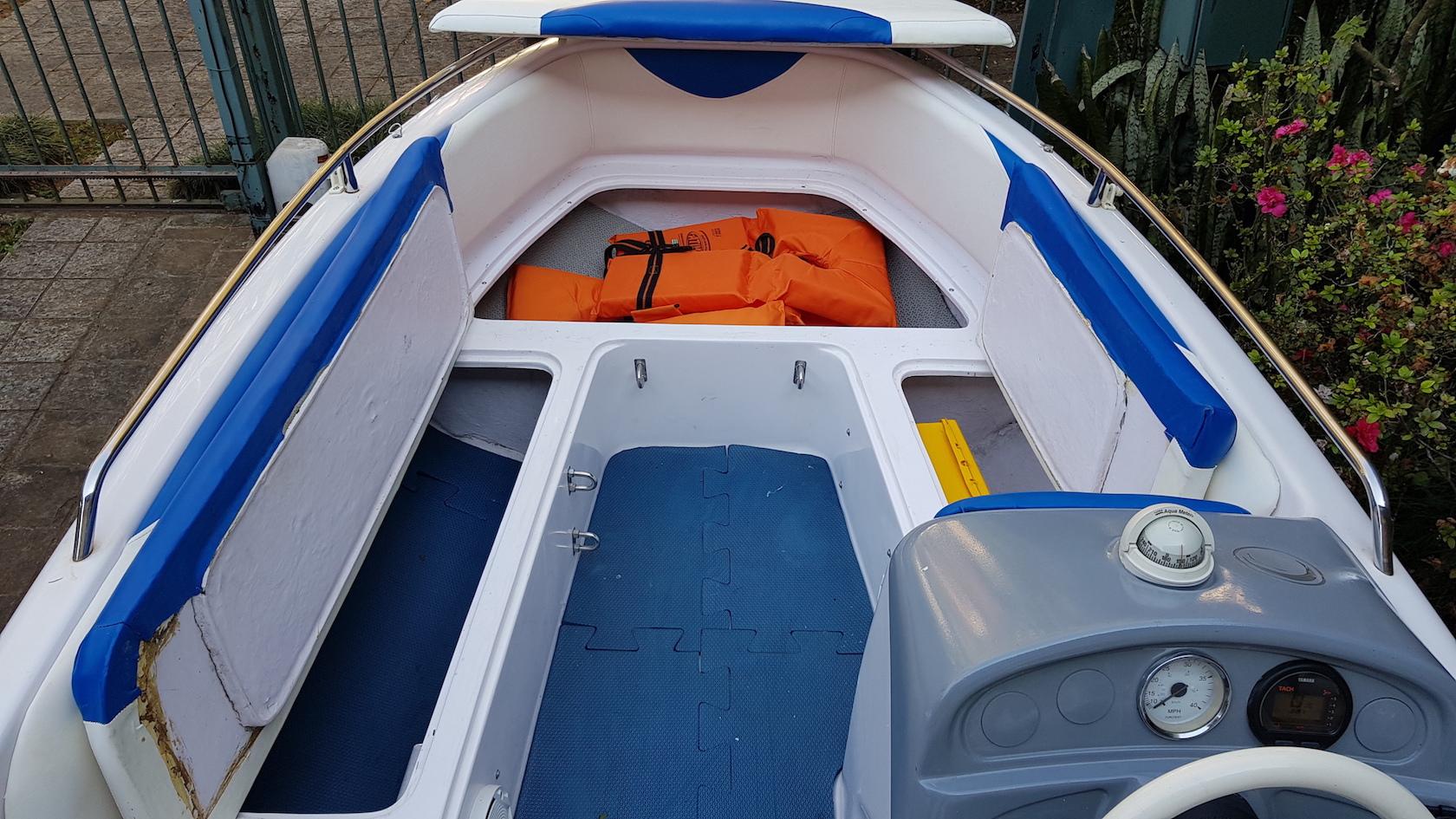 BMYD Boats MR SIXTEEN