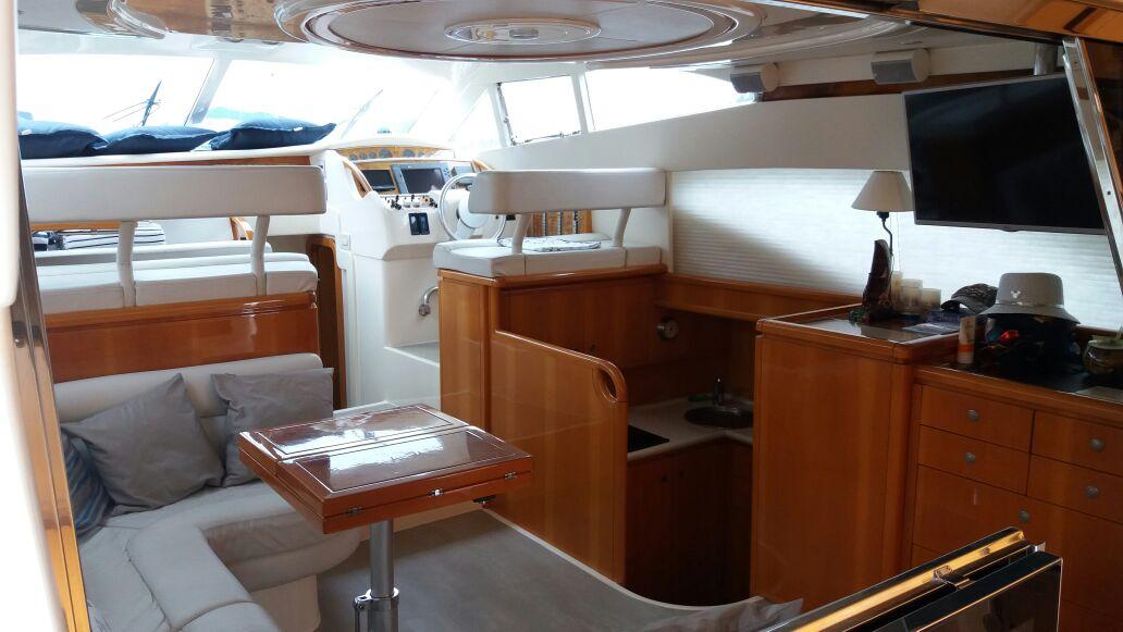 Ferretti Yachts F 46