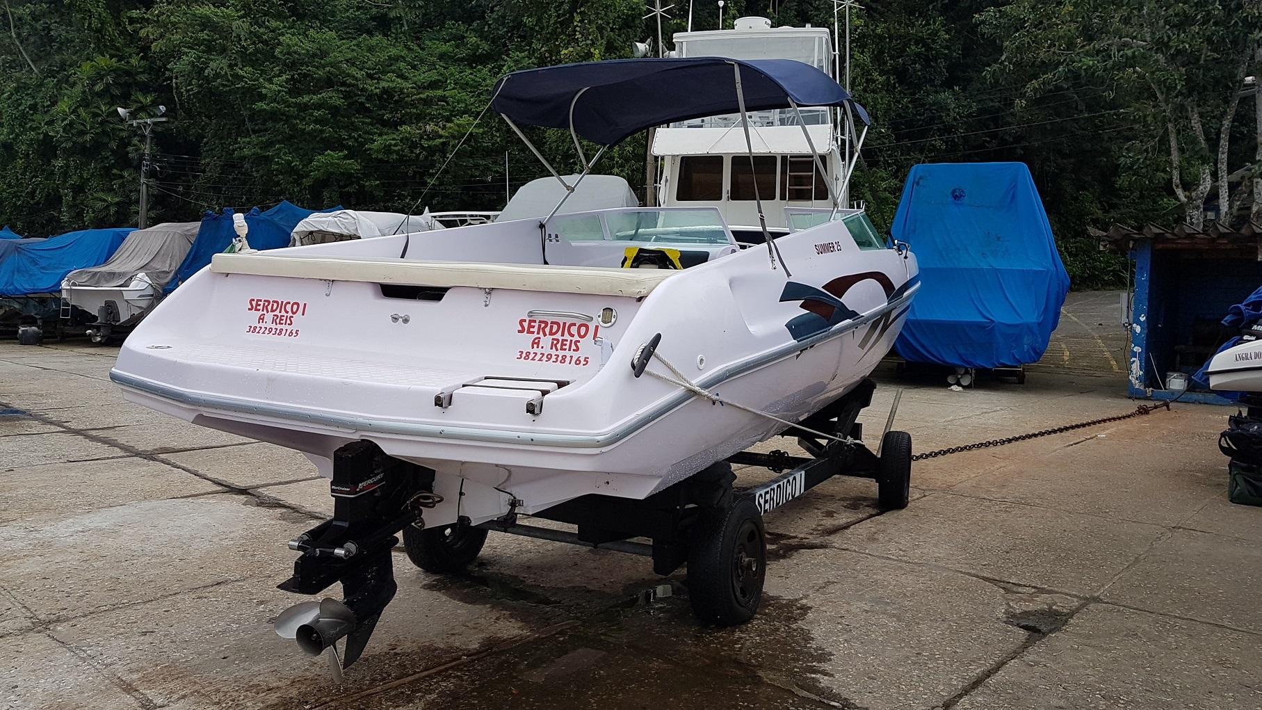 Real Powerboats Summer 25