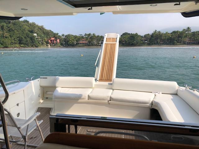 Ferretti Yachts F 43