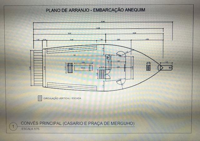 Artesanal Traineira