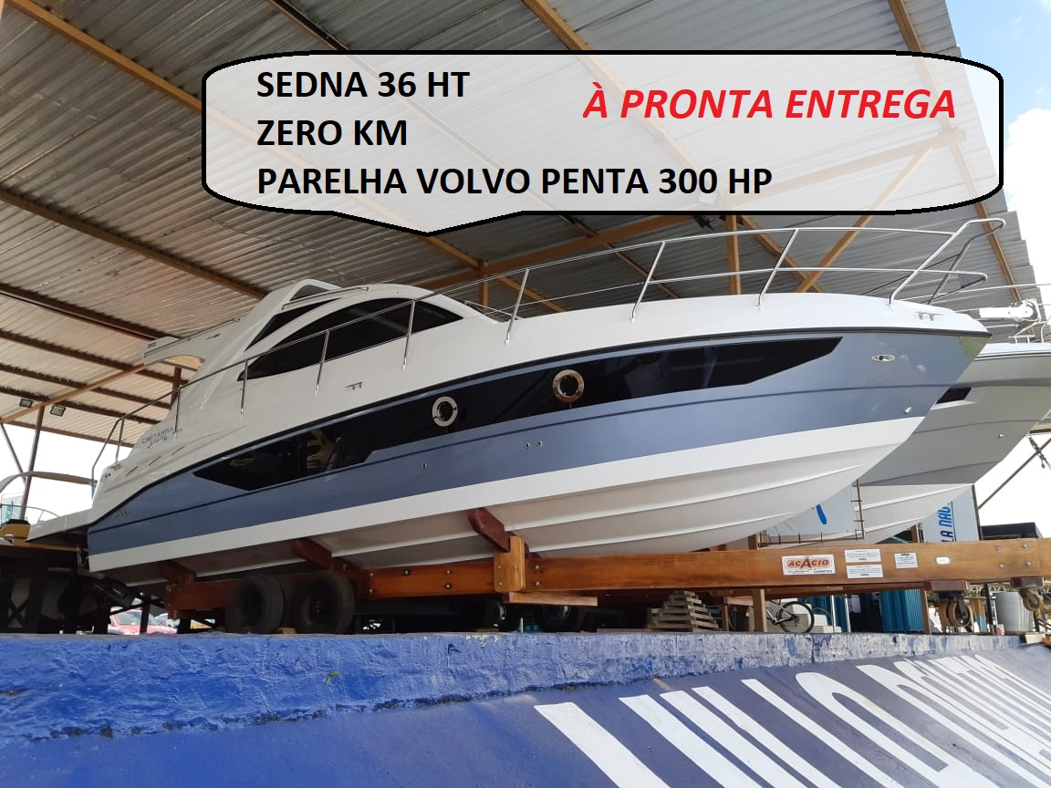 Sedna Yachts 36 HT