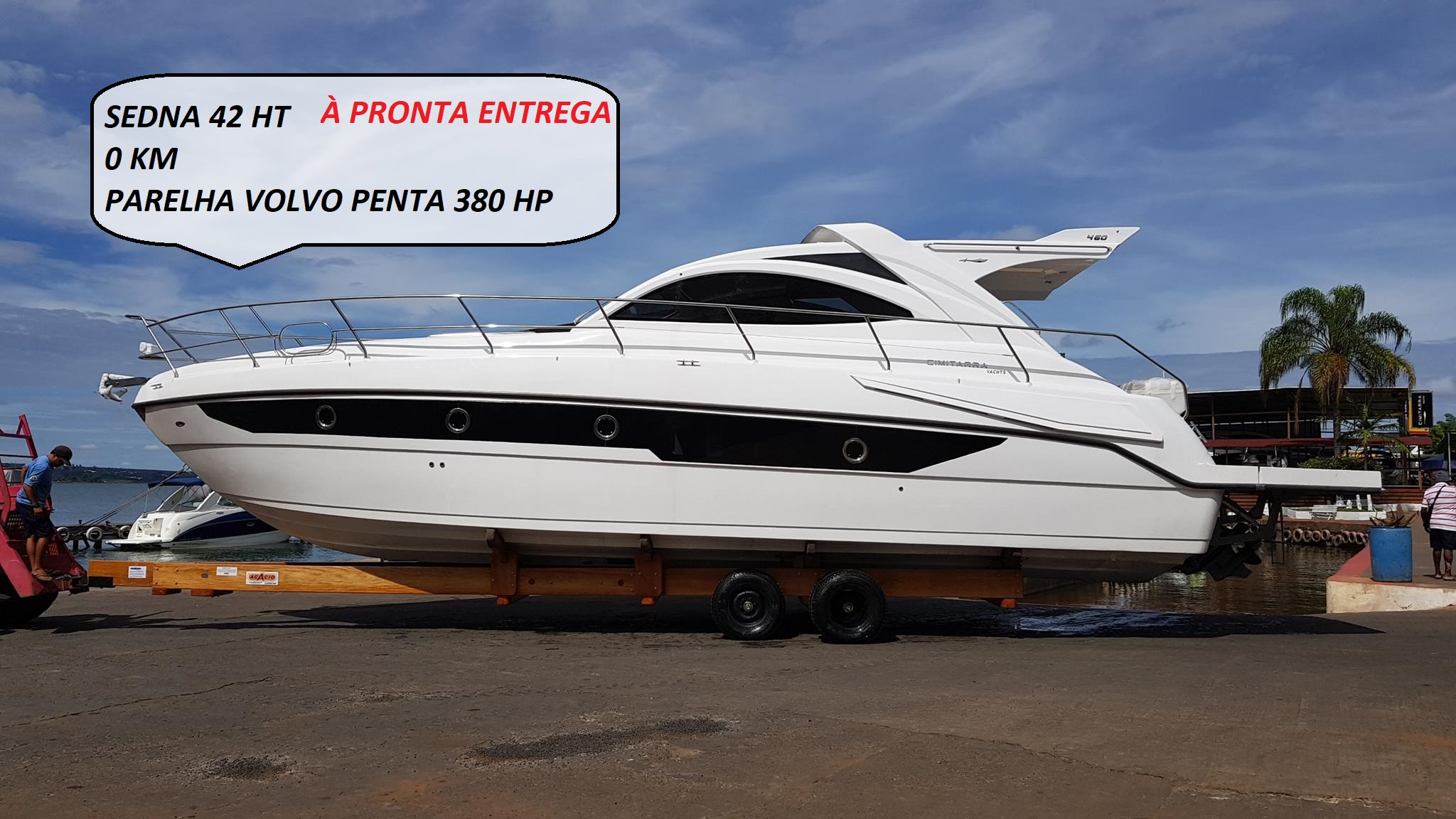 Sedna Yachts 47 HT