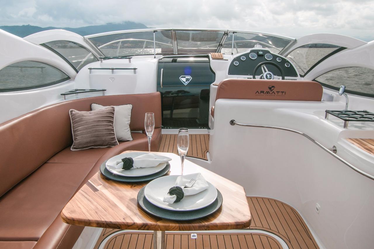 Armatti Yachts 330 Cabrio