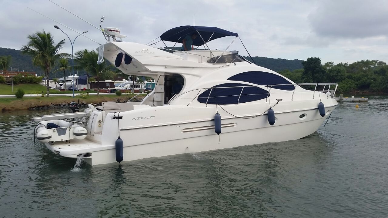 Intermarine 460 Full