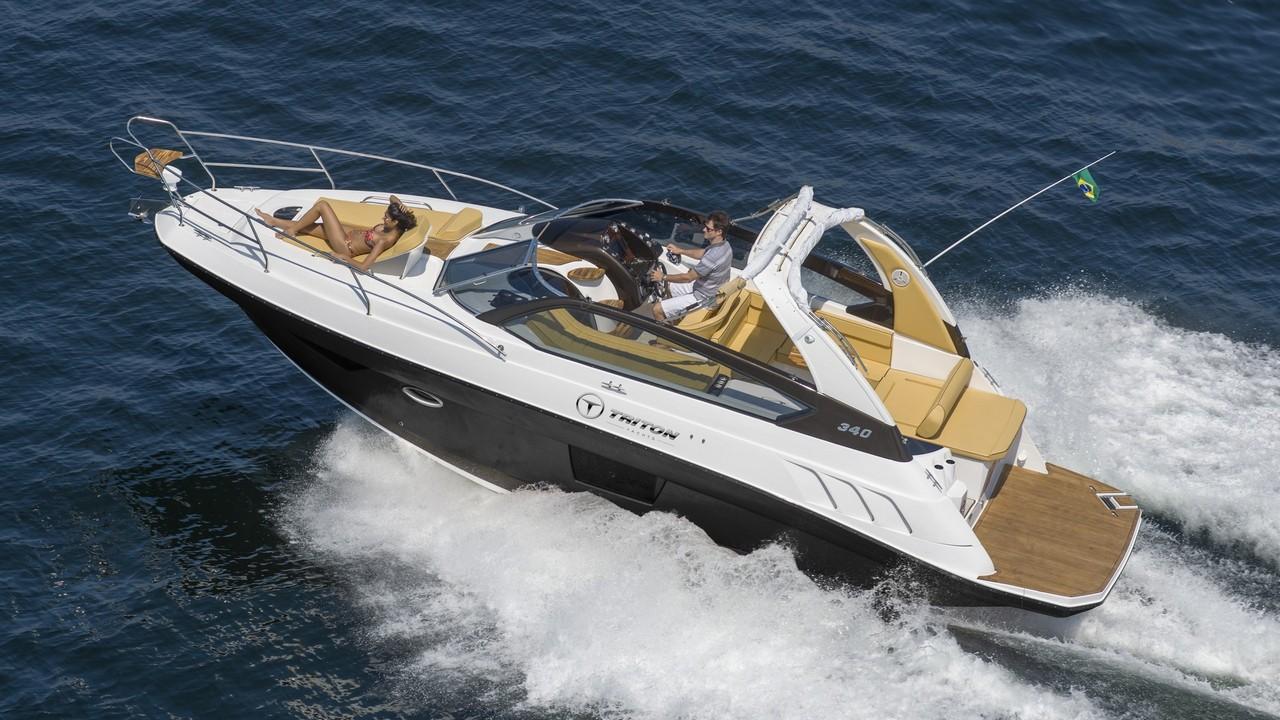 Triton Yachts 350