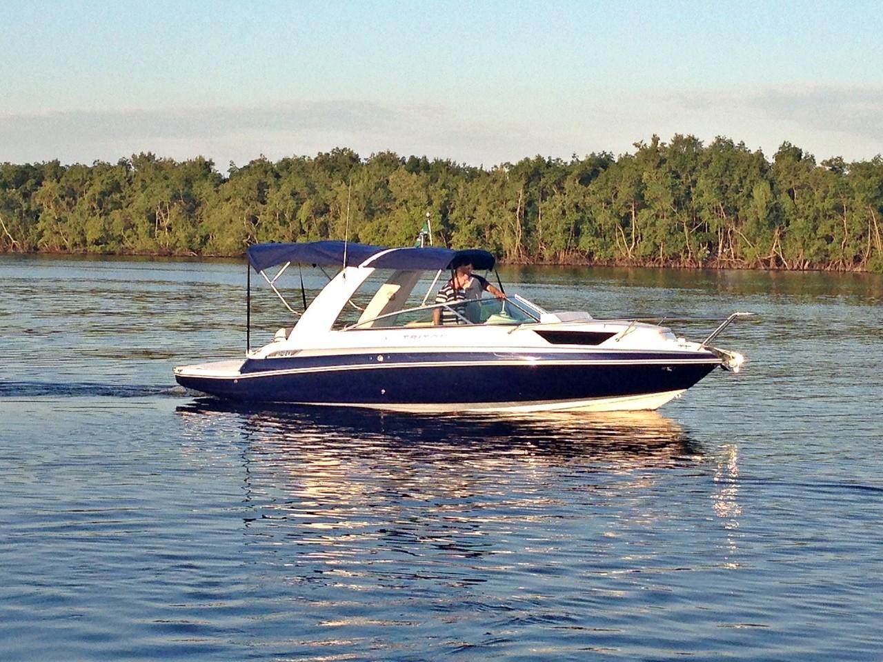 Triton Yachts 250 CAB