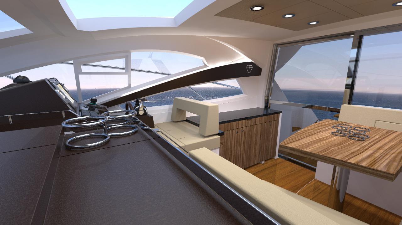 Armatti Yachts 440 Coupé