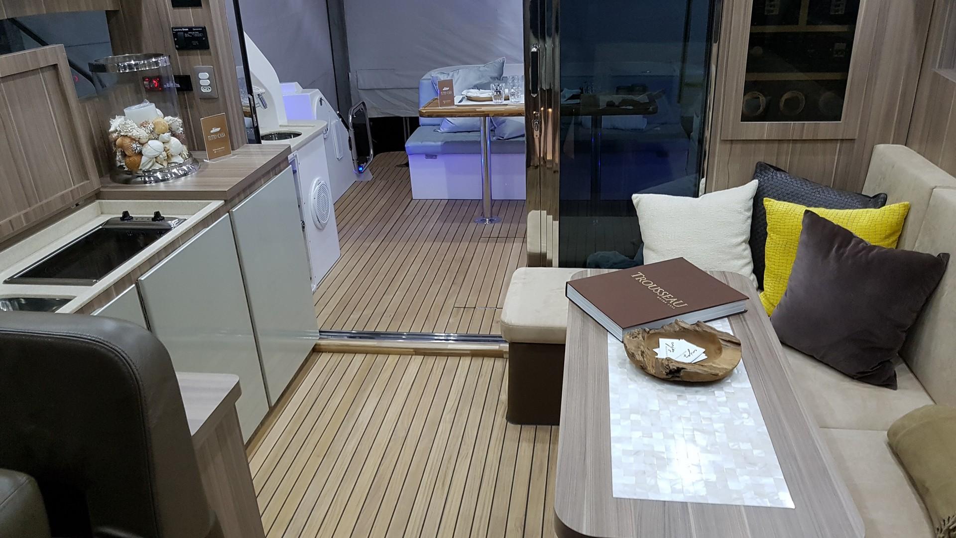 Armatti Yachts 480 Sport Fly
