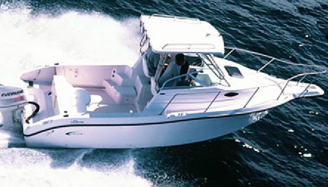 Fishing 25 WA