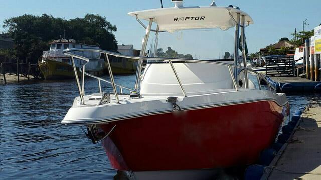 Fishing 265 Saint Tropez
