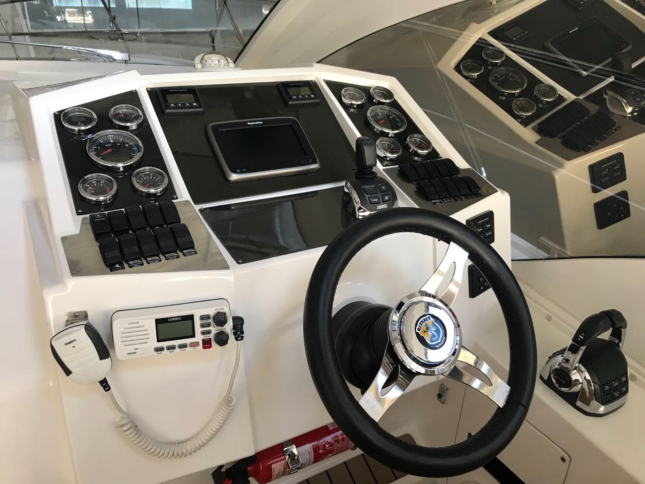 Fibrafort F400 Gran Coupé
