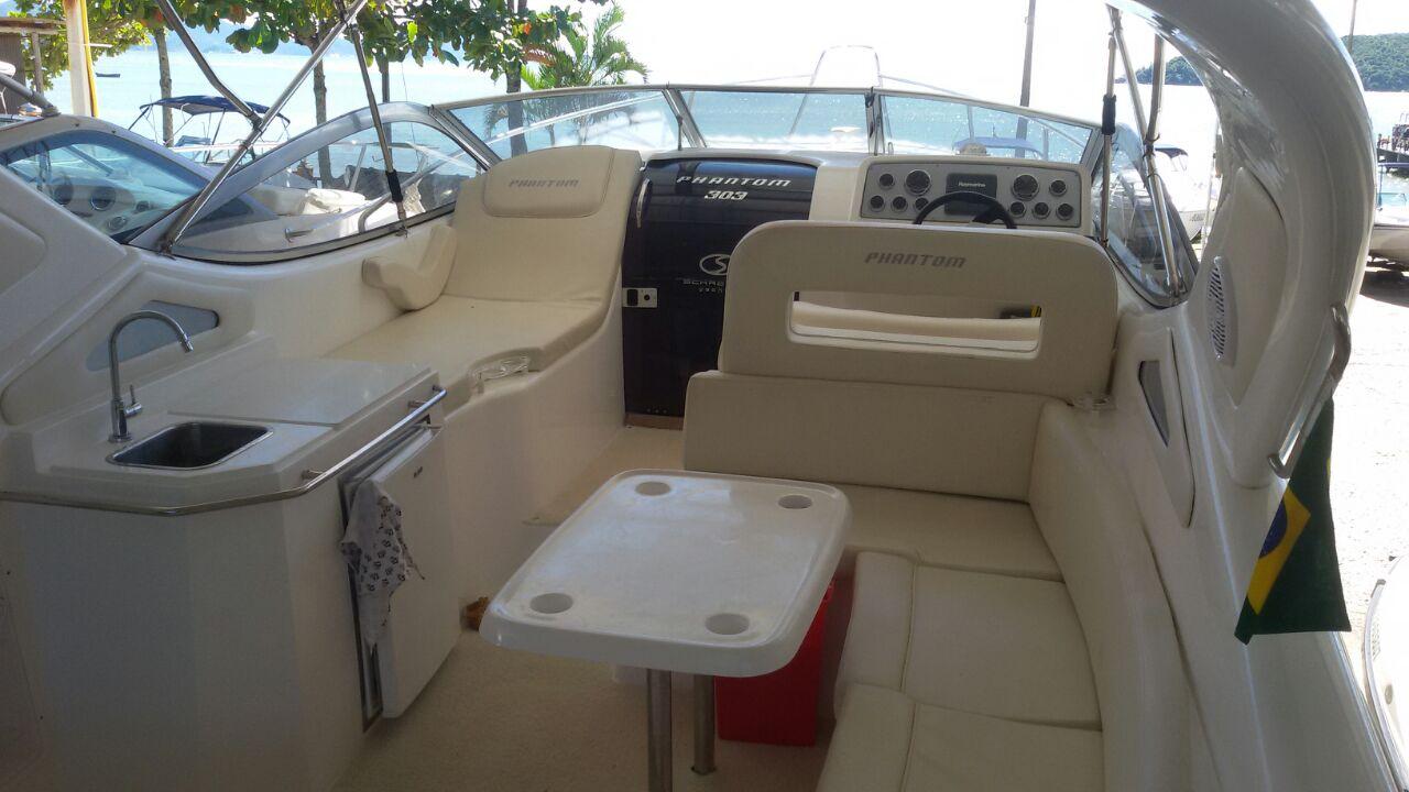 Schaefer Yachts Phantom 303