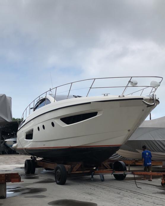 Atlantis Yachts 48