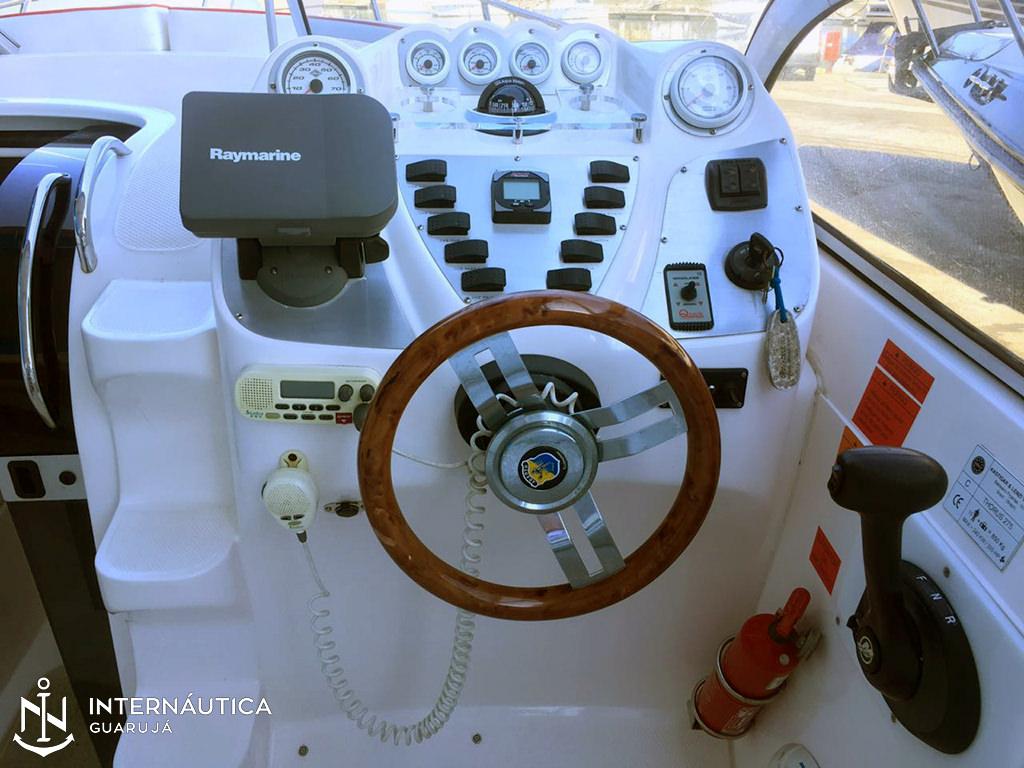 Lenzi Yachts Thorus 275