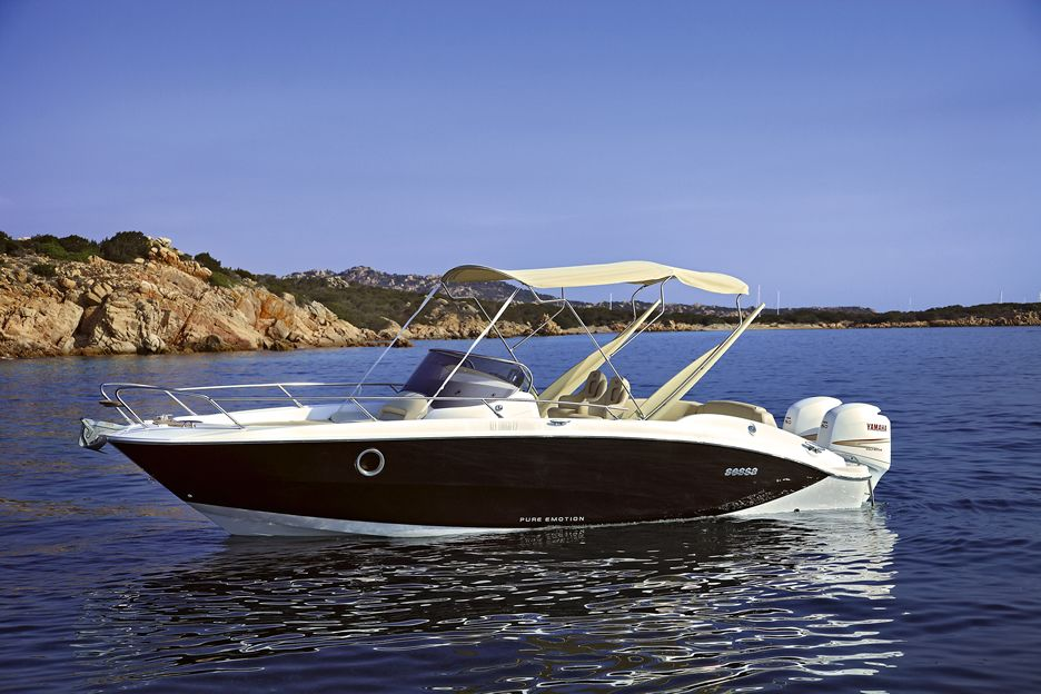 Sessa Marine Key Largo 27