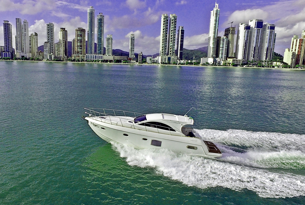 Top Line Yachts 410 HT