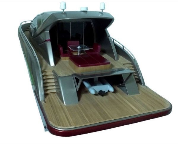 Attalus Yacht Attalus 530